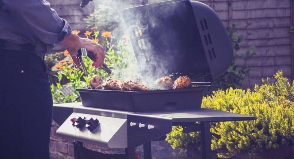 The Best Portable Gas Grill For Tailgating